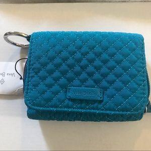 Vera Bradley Iconic RFID Card Case or Wallet
